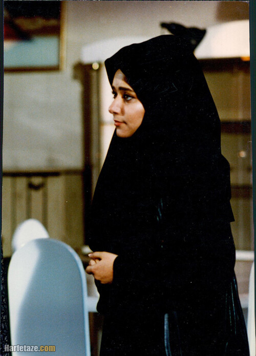 لیلا مصدقی بازیگر نقش هما در فیلم دو روی سکه