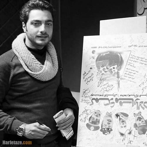 زندگینامه سجاد بابایی بازیگر