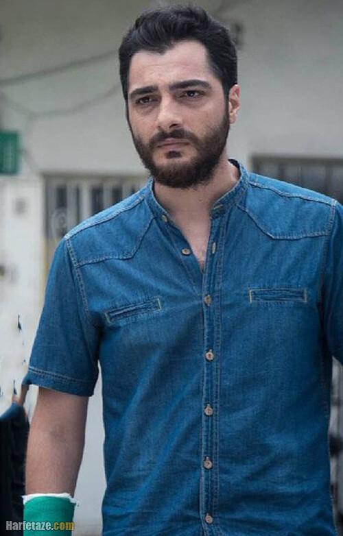 بازیگر نقش دانیال در سریال زندگی زیباست کیست+ بیوگرافی و آثار سجاد بابایی بازیگر