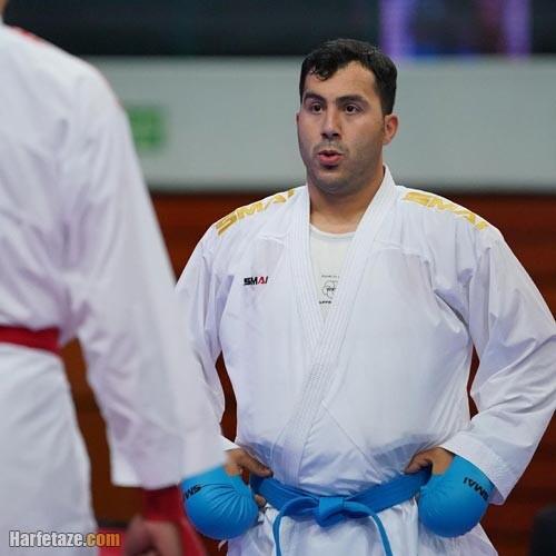 سجاد گنجزاده در المپیک سال 2021