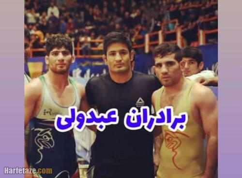 سامان عبدولی و برادرانش, بیوگرافی برادران عبدولی