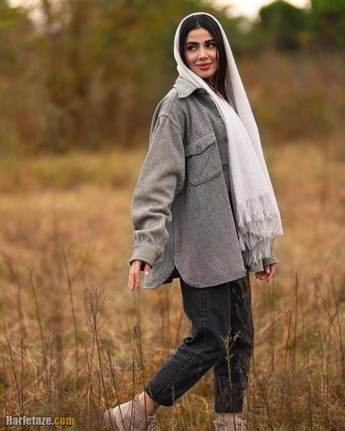 عکس جدید سارا بهمنیار 1400