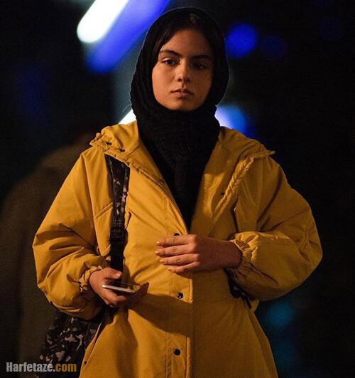بیوگرافی سارا حاتمی بازیگر+ زندگی شخصی با تصاویر جدید و فیلم شناسی