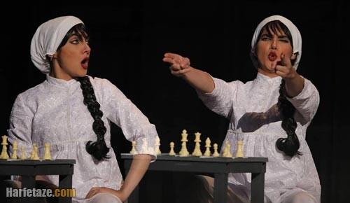 سارا رسول زاده تئاتر