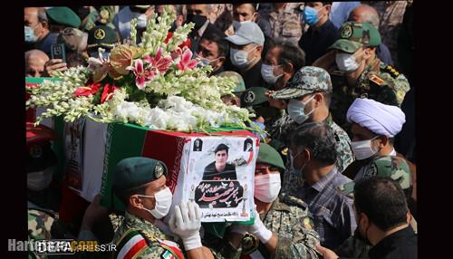 علت شهادت سرباز شهید میلاد جبارپور +عکس و بیوگرافی