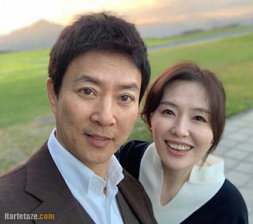چوی سو جونگ در نقش جانگ ایل جون در سریال رئیس جمهور موقت