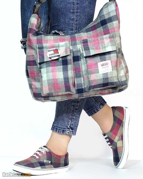 ست کیف و کفش اسپرت 1400