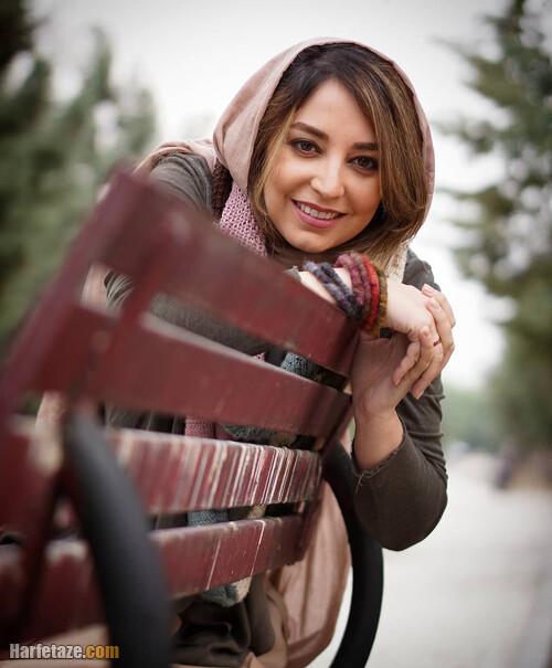 بیوگرافی شیرین صمدی مجری و همسرش + اینستاگرام