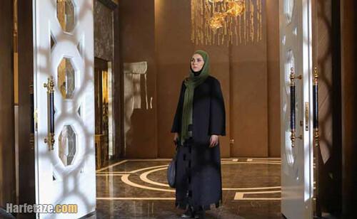 بیوگرافی شیوا ابراهیمی بازیگر نقش مهسا در سریال خانه امن