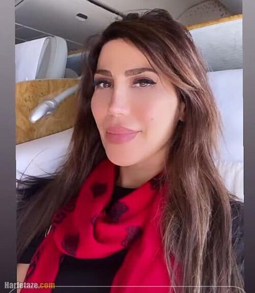 همسر ایرانی کلارنس سیدورف کیست؟