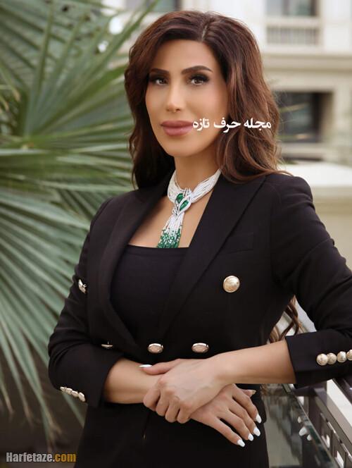 بیوگرافی سوفیا مکرمتی همسر ایرانی کلارنس سیدورف با ماجرای ازدواج + شغل و خانواده