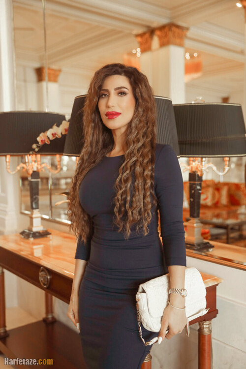 بیوگرافی سوفیا مکرمتی همسر ایرانی کلارنس سیدورف+ زندگی شخصی و شغل و اینستاگرام