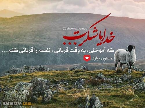 اس ام اس پیشاپیش عید قربان مبارک