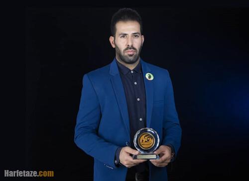 عکس ها و تصاویر شخصی و جدید احمدرضا امامی 1400