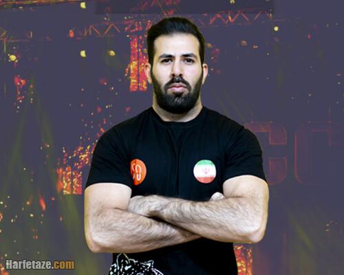 بیوگرافی و عکس های احمدرضا امامی قهرمان MMA و هنرهای رزمی