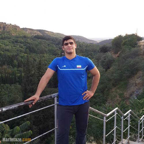 عکس های جدید امین میرزازاده 1400