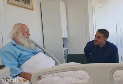 عکس ها و تصاویر دیده نشده علامه محمدرضا حکیمی