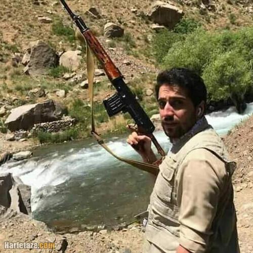 احمد مسعود در دره پنجشیر