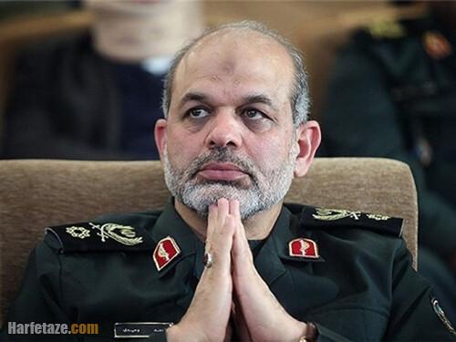 احمد وحیدی در دولت احمدی نژاد