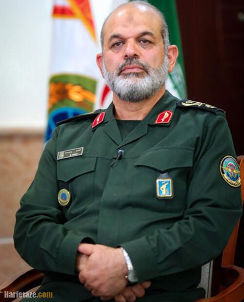سوابق اجرایی احمد وحیدی