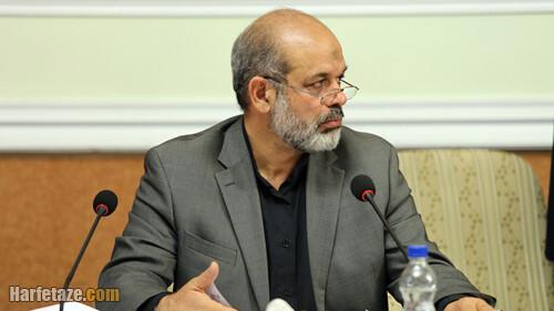 بیوگرافی و سوابق سردار احمد وحیدی وزیر کشور دولت آیت الله رئیسی