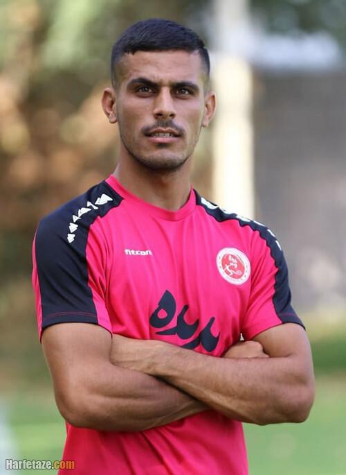 عکس های جدید علی نعمتی فوتبالیست