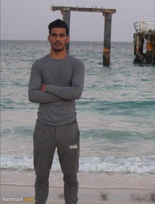 زندگینامه شخصی و ورزشی علی نعمتی فوتبالیست