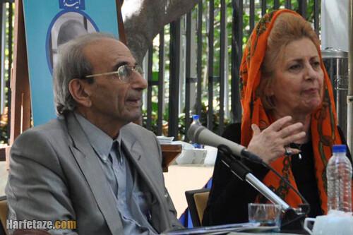 بیوگرافی پروفسور پرویز کردوانی و همسرش فریده گلبو