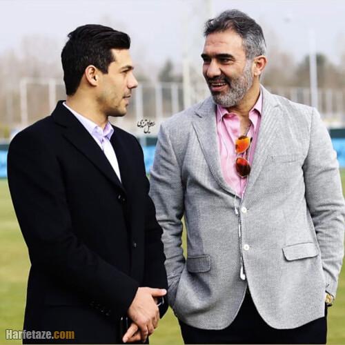سوابق ورزشی و فوتبالی ابراهیم شکوری