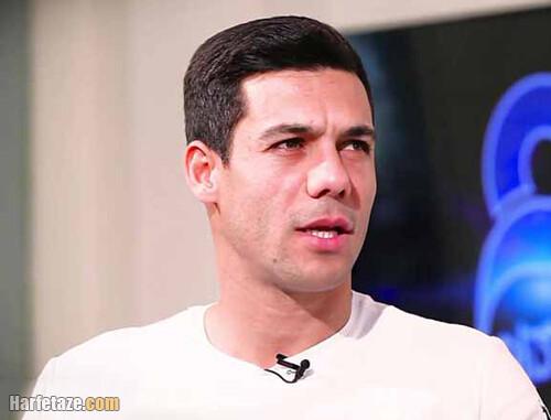 بیوگرافی ابراهیم شکوری فدراسیون فوتبال و همسرش + زندگی شخصی و فوتبالی و اینستاگرام