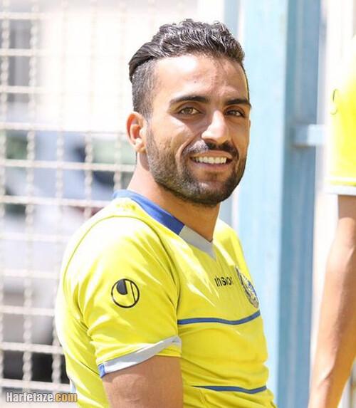 تصاویر شخصی و ورزشی حامد پاکدل بازیکن فوتبال