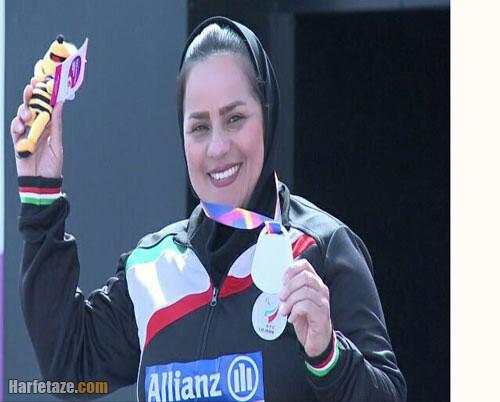 مدال طلای هاشمیه متقیان در پارالمپیک توکیو