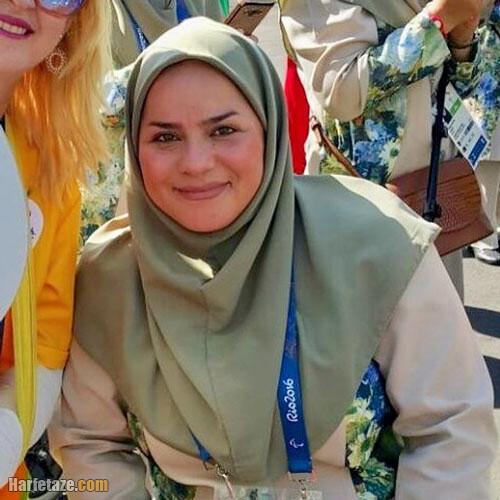 مسابقه هاشمیه متقیان در المپیک 2020 توکیو