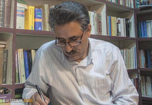 عکس ها و زندگینامه حسن ریاضی شاعر و نویسنده آذری