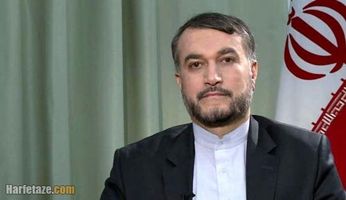 بیوگرافی حسین امیرعبداللهیان