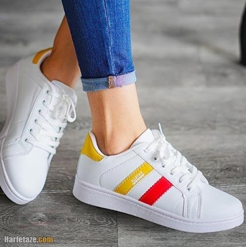 کفش اسپرت دخترانه 2021