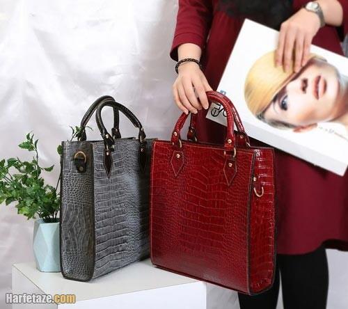 کیف چرم 1400