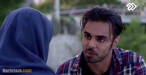 مهدی ماهانی در سریال تلویزیونی
