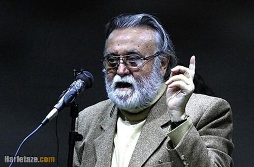 بیوگرافی محمود دست پیش شاعر