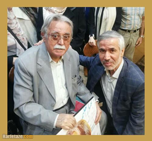 بیوگرافی محمود دست پیش شاعر اردبیلی