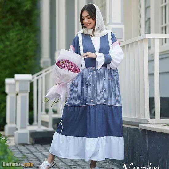 کالکشنی از مدل مانتو تابستانه دخترانه ۱۴۰۰ | مانتو اسپرت
