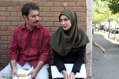 بازیگر نقش اسماعیل در سریال همه چیز آنجاست