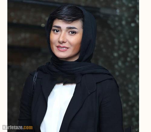 بیوگرافی مینا وحید بازیگر نقش مهتاب در سریال افرا