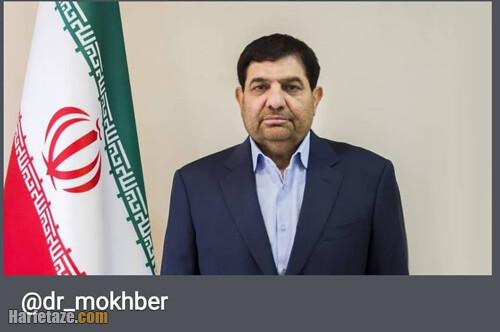 محمد مخبر در دولت رئیسی