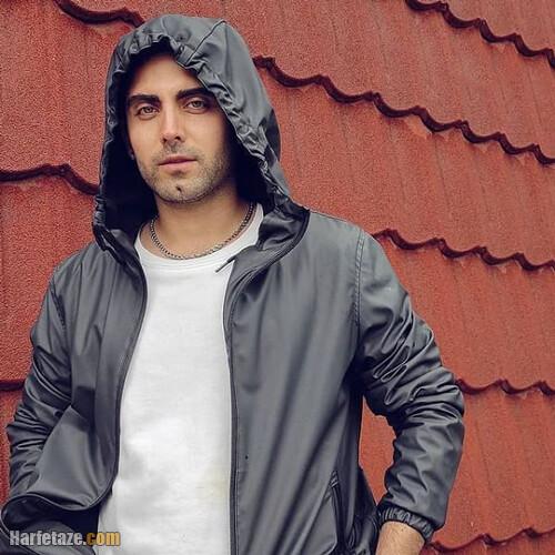 بیوگرافی محمد صادقی بازیگر نقش پیمان در سریال افرا