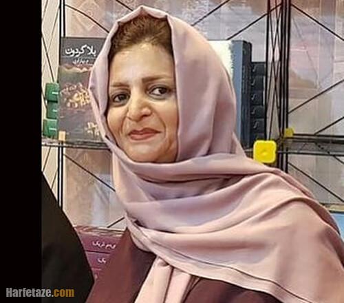 بیوگرافی منیر مهریزی مقدم رمان نویس و همسر و فرزندانش+ ماجرای درگذشت و رمان ها