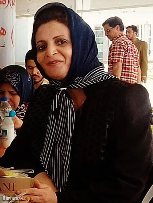 زندگینامه و عکس های منیر مهریزی مقدم رمان نویس
