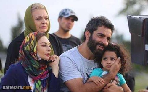 خلاصه داستان سریال نیسان آبی