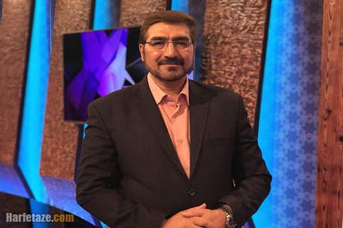 بیوگرافی و عکس محمد رحمان نظام اسلامی مجری قدیمی تلویزیون