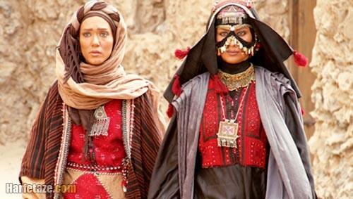 اسامی بازیگران فیلم عقاب صحرا به همراه نقش